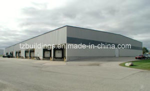 Portal Frame Steel Structure Building pictures & photos