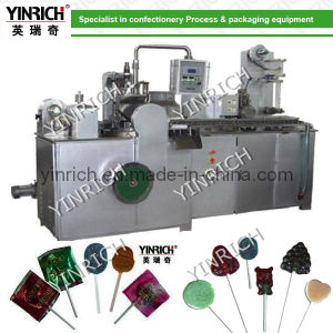 Flat-Type Lollipop Die-Forming and Wrapping Machine (BT300) pictures & photos