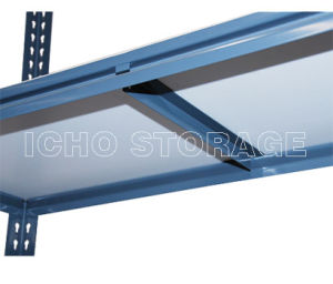 CE Certified Light Duty Boltless Rivet Shelving (IRS919) pictures & photos