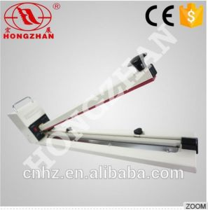 Hand Press Impulse Sealing Machine for Rice Flour Pastry Packing pictures & photos