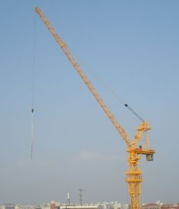 Hongda Nice Quality Tc5013 Luffing Tower Crane pictures & photos