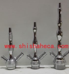 Top Quality Zinc Alloy Nargile Smoking Pipe Shisha Hookah pictures & photos