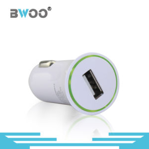 Portable Single USB Port Car Charger for Mobile Phone pictures & photos