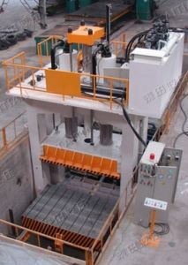 Hydraulic Die Spotting Press (with mobile bolster) pictures & photos