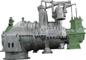 Extraction Condensing Steam Turbine (C6-2.35/0.490)