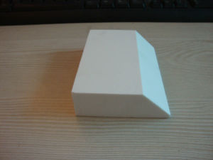 Alumina Ceramic Edge Lining Tile for Wear Protection pictures & photos
