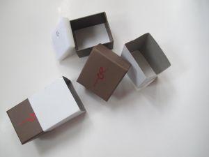 Paper Jewelry Box/Perfume Box/Paper Box/Cosmetic Box/Chocolate Box/Rigid Box (CP4055)