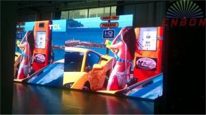 P3 High Refresh Rate LED Display for Rental pictures & photos