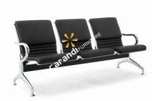 Black PVC Cushion Airport Chair (Rd 820AL)