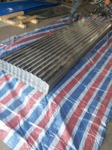 Prompt Delivery Gi Corrugated Roofing Sheet for out Wall pictures & photos