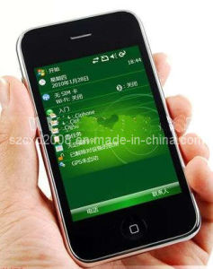 3.5 inch Windows PDA Ciphone with WiFi and GPS (CXD-C6)