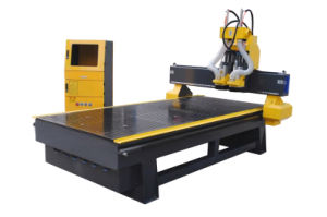 Rhino Hot Sale High Quality 4.5W Router Machine for Wood Acrylic MDF R1530 pictures & photos