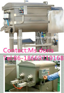 High Efficiency Vacuum Meat Mixer pictures & photos