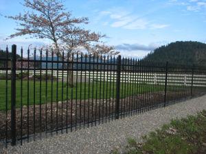 Steel Fence (C)