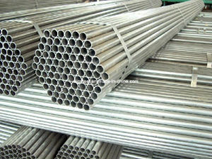 Prime Quality Welded Round Black Steel Pipe pictures & photos