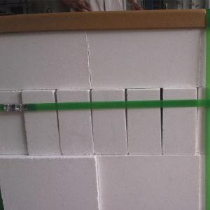 99% Al2O3 Corundum Brick pictures & photos