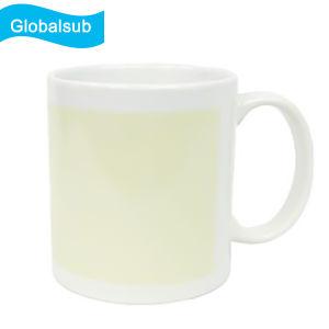 Elegant Coated Printable Porcelain Mugs Products For Sublimation