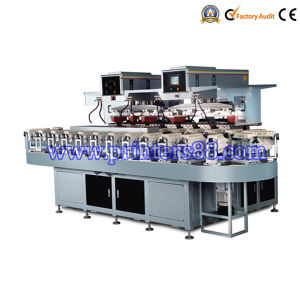 Paper Egg Box Pad Printing Machine pictures & photos