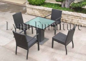 Garden Chair and Table Set (GS270) pictures & photos