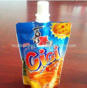Spout Pouch for Juice Packaging (L146-S) pictures & photos