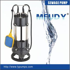 Submersible Dirty Water Pump (WQDX series) pictures & photos