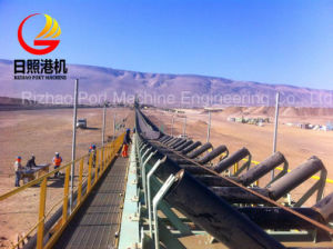 SPD Peru Belt Conveyor System for Conveying Coal Mine pictures & photos