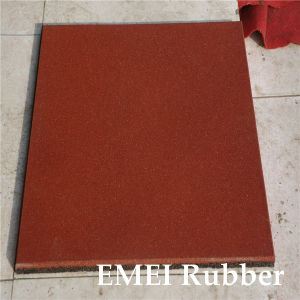 Outdoor Rubber Flooring for Kindergarten Basketball Courts Runway etc pictures & photos