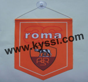 Club Soccer Team Football Team 16*21.5cm Pennants
