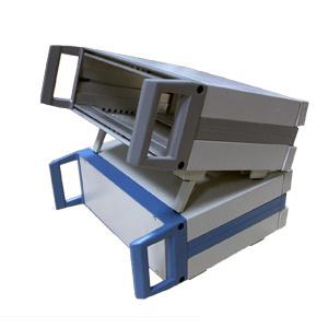 Aec-23 Aluminum Desktop Enclosure pictures & photos
