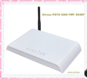 Call Diverter Follow Me (answer PSTN/landline phone by mobile) Pstn GSM Fwt/ Fixed Wireless Temrinal pictures & photos