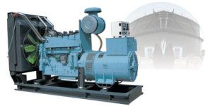550kw Cummins Biogas Generator Set (550GF-SZ)