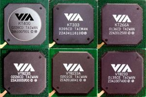 BGA IC Chipset (VT8233)