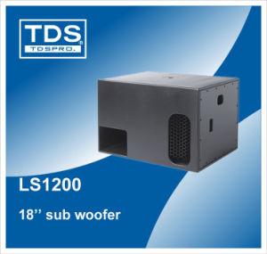 18′′ Subwoofer Speaker Box Ls1200 pictures & photos
