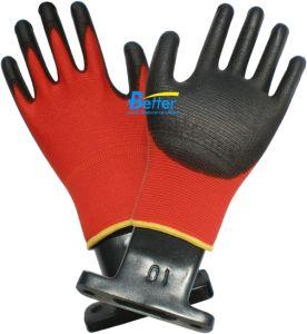 Polyester U3 Lining PU ESD Anti Static Work Glove (BGPU304)