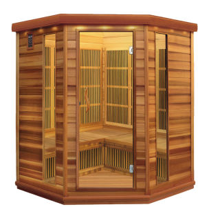 4 Person Coner Sauna
