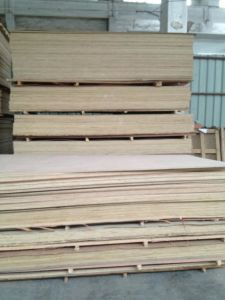 Okoume Plywood for Yacht pictures & photos