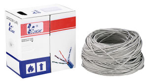 UTP Cat5e Cable, LAN Cable pictures & photos
