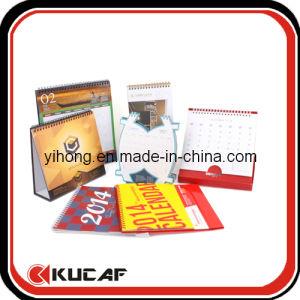 Custom High Quality Wall & Desk Calendar 2018 pictures & photos