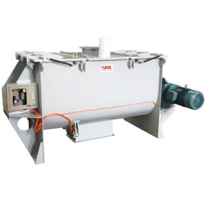 Horizontal Ribbon Mixer for Animal Feed Nutrition pictures & photos