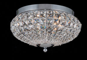 China Professional Crystal Round Home Ceiling Lighting for Living Room pictures & photos