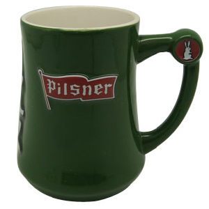 Wholesale Green Beer Ceramic Mug pictures & photos