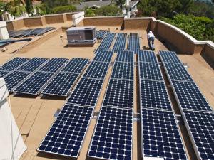 Solar Rack/Solar Panel Mounting/Solar Mounting System