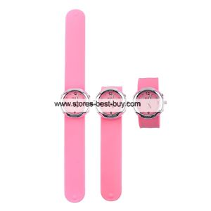 Slap Watch Pink Color