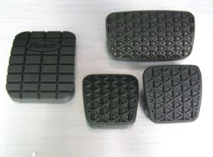 Rubber Pedal