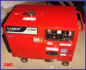 Cp6700t3-6kw Diesel Engine Generator 3 Phase Generator Portable Generator Silent Generator Small Generator Diesel 6kw Generator pictures & photos