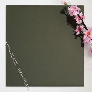 CE Certificate 4mm, 5mm, 5.5mm, 6mm Dark Gray Reflective Glass pictures & photos