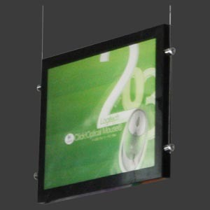 Double Sided Magnetic LED Slim Light Box (ZC-CP-5)