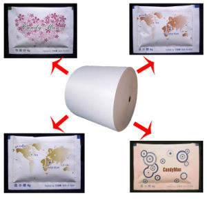 One Side PE Coated Paper for Sugar Sachet pictures & photos