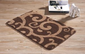 Microfiber Tufted Rugs, Super Soft and Absorbent C1407 pictures & photos