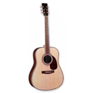 AG-41348 High Grade Whole Solid Acoustic Guitar pictures & photos